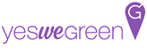 LOGO - YESWEGREEN - 164x60 - PNG - VIOLET